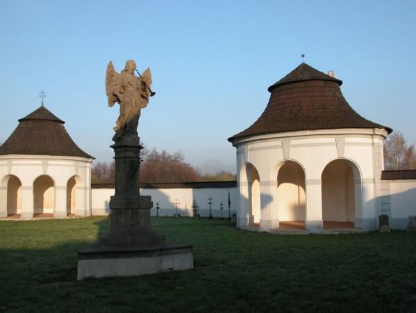 Dolní hřbitov Žďár nad Sázavou