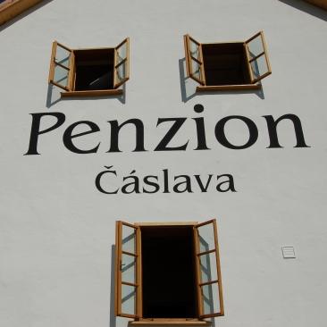 Pension Čáslava premisses