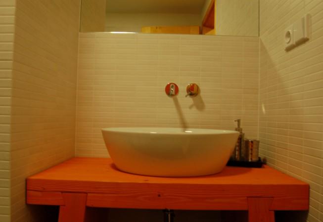 Oranžový pokoj - penzion Čáslava